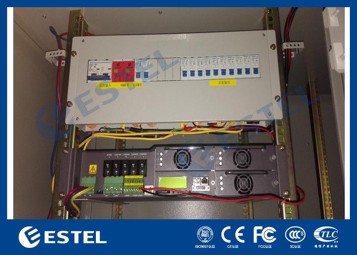 Blitz Beweis Stromverteiler Des Grad B Für Kommunikations Kabinette